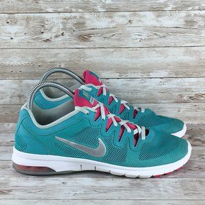 Nike Air Max Fusion Womens 10 Turquoise
